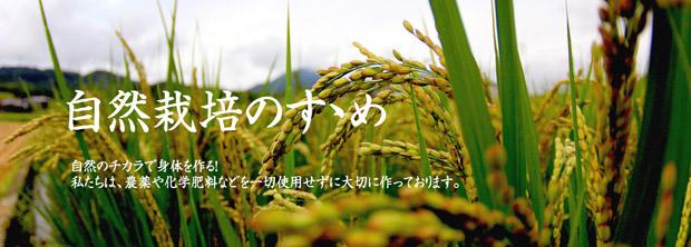 【まるざ古代餅】自然栽培のすすめ